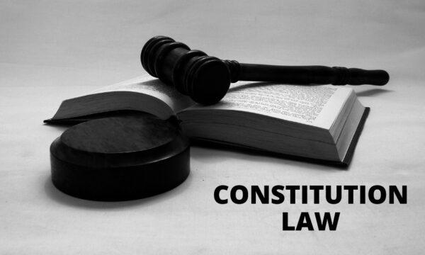 Конституционный судебный процесс